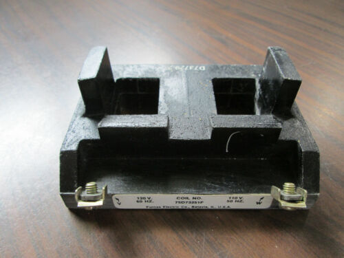 Furnas 75D73251F Operating Coil For Size 3 Contactor (120 Volt)