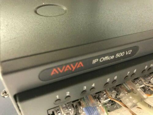 Avaya IP Office 500 V2 700476005 PCS11