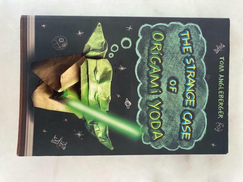 Origami Yoda instructions - Book - The Strange Case of Origami ... | 600x800
