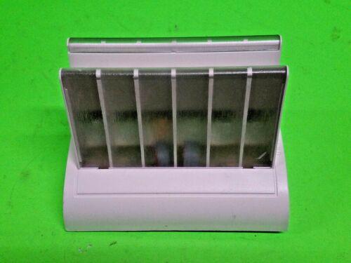 RAULAND-BORG RESPONDER IV NCLED6 COLOR LED CORRIDOR and ZONE LIGHT. 14vdc, 0.2a