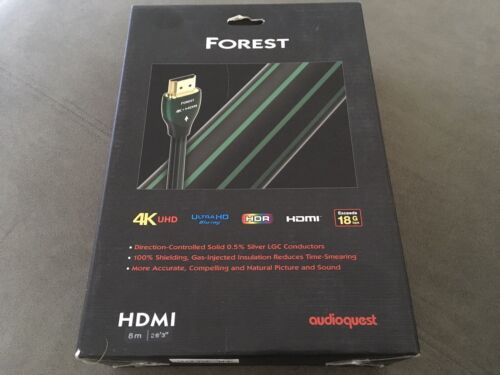 AudioQuest Forest 8m HDMI Cable