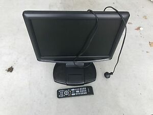 TV, LCD DVD with iPhone/iPod dock Willagee Melville Area Preview