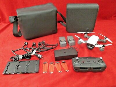 DJI DRONE MM1A Enkindle QUAD CAMERA COPTER KIT W/ CONTROL CHARGER 2 BATTERIES