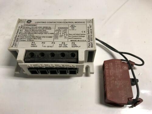GE LIGHTING CONTACTOR CONTROL MODULE CR460XMC