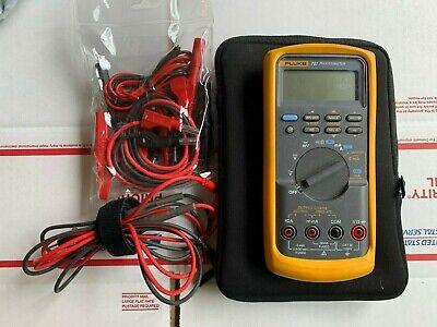 Fluke 787 Processmeter Digital Multimeter Loop Calibrator