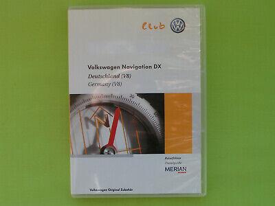 CD NAVIGATION DEUTSCHLAND 2009 V8 DX VW MCD MFD 1