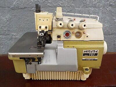 Industrial Sewing Machine Suruba 757 Safety Stitch -sergeroverlock