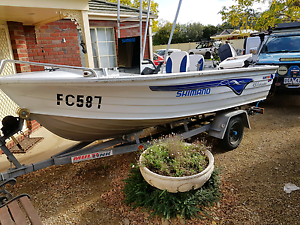 quintrex fishing boat Melton West Melton Area Preview