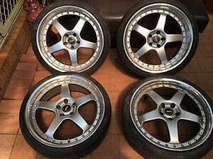 "Swap Simmons ""style "" mc racing wheels Casula Liverpool Area Preview"