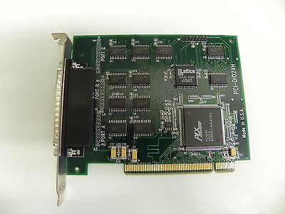 Measurment Computing -pci-dio24h 24-channel High-drive 64 Ma Digital Io Board