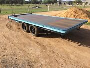 Trailer flatbed Pinjarra Murray Area Preview