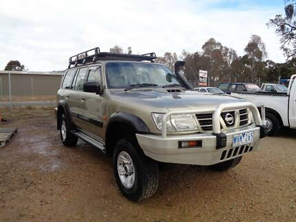 2003 Nissan Patrol Wagon