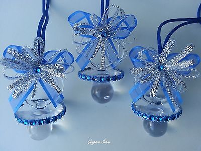 Blue Pacifier Necklaces Baby Shower Little Prince Game Favors Prizes - Little Prince Baby Shower Decorations