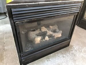 Magestic Gas Fireplace Insert