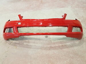 Front bumper cover