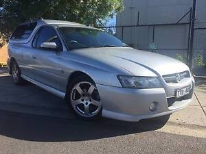 2005 Holden VZ Commodore S Auto Utility REGO AND RWC INCLUDED! Moorabbin Kingston Area Preview