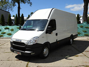 Iveco DAILY 35S13 KASTENWAGEN LIFT DHOLLANDIA A/C