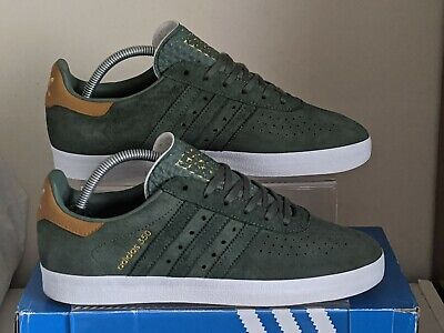 Adidas 350 with OG box used trainers size 8 deadstock originals