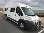 FIAT DUCATO MOTORHOME/ CAMPERVAN Prospect Prospect Area Preview