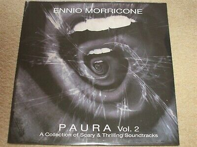 ENNIO MORRICONE - PAURA VOL. 2 - A COLLECTION OF SCARY & THRILLING SOUNDTRACKS