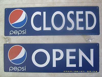Openclosed Pepsi-cola Menu Board Sign