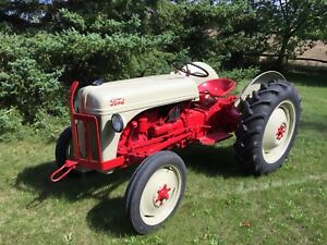FORD 8n tractor or $2500.00