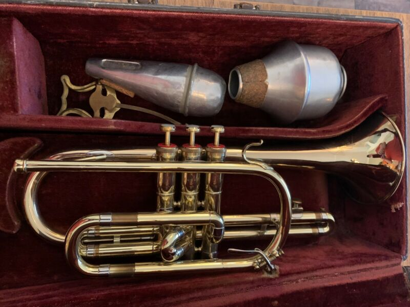 1947 Los Angeles Olds Special Cornet