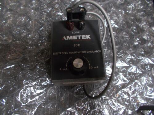 Ametek 93R Electronic Transmitter Simulator