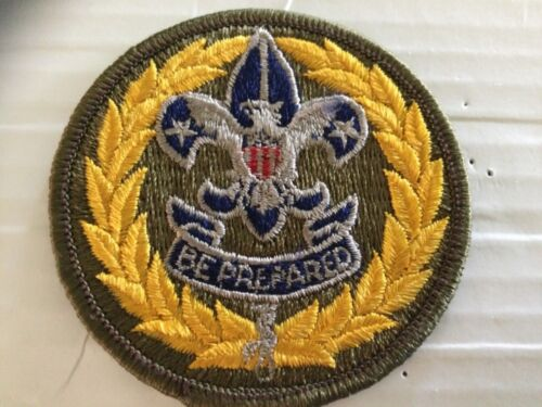 Field District Commissioner Rolled edge older Position Insignia Patch