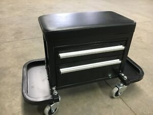 2 Drawer Tool Caddy and Stool Combo, NEW PRODUCT!