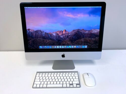 "Apple Slim iMac 21.5"" Core i7 / 16GB RAM / 1TB SSD FUSION / OSX-2019 / Warranty"
