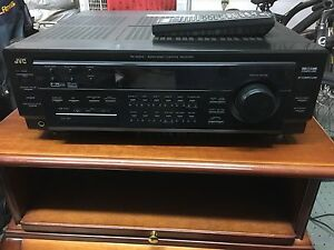 Jvc audio video receiver top quality West Island Greater Montréal image 1