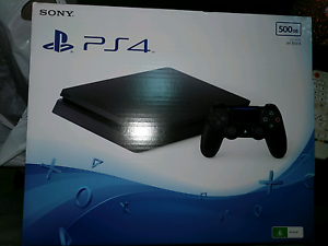PlayStation 4 500GB Wetherill Park Fairfield Area Preview