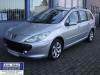 "Peugeot 307 2.0 HDI Break""DPF""6.GANG""USB""NSW""AUX-IN""LMF"""