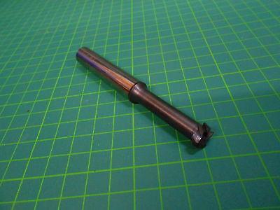 QUICKGRIND Fräser mit Eckenradius Z4 / Ø 12 x 4 mm   R2