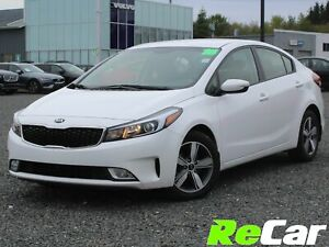 2018 Kia Forte LX+ HEATED SEATS | BACK UP CAM | ONLY $61/WK T...