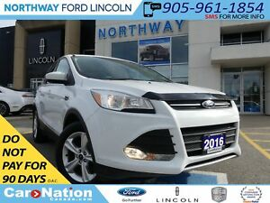 2016 Ford Escape SE | REAR CAMERA | HEATED SEATS |