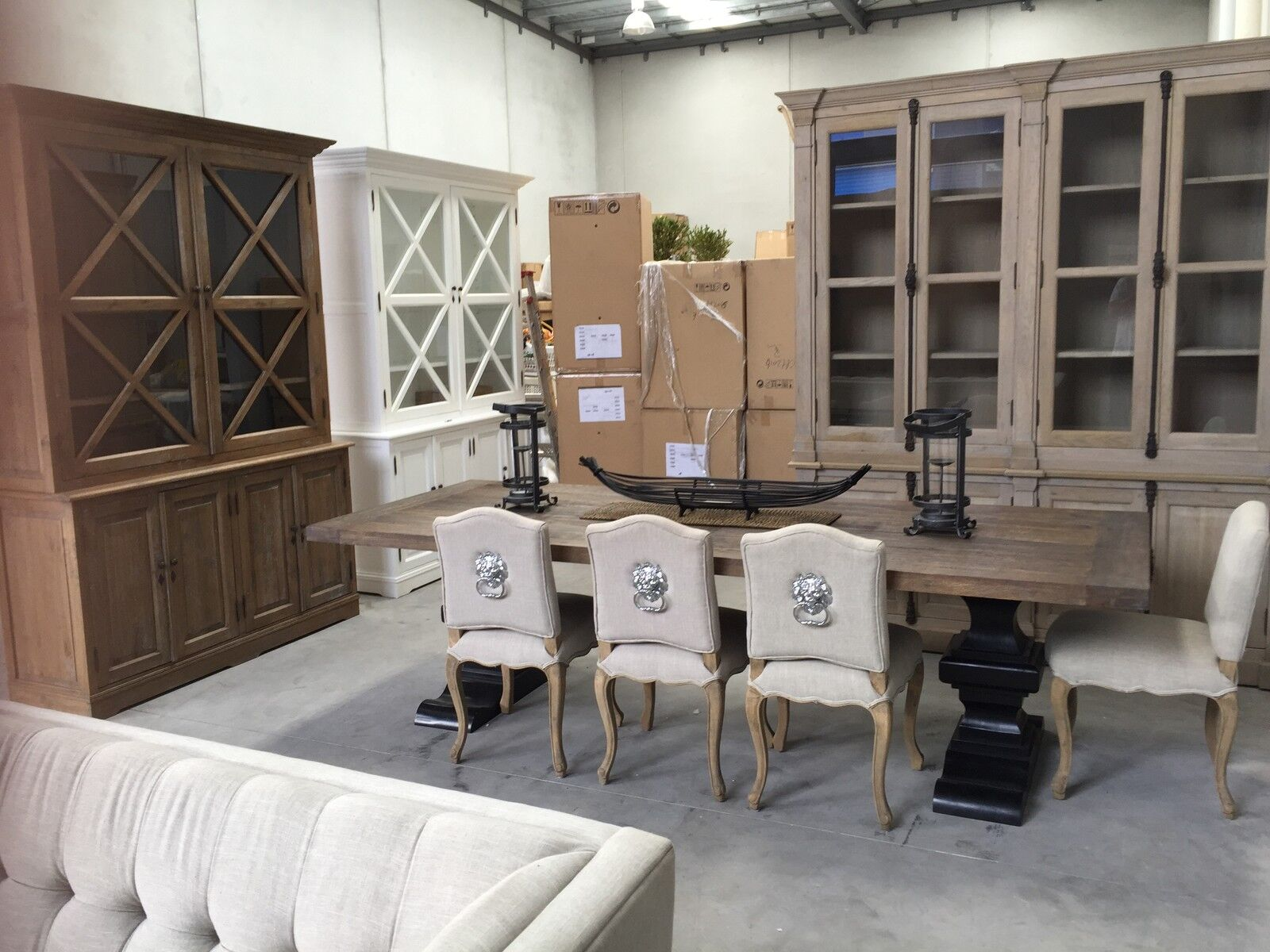 French Provincial Clearance Centre