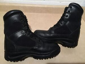 Men's Rocky Waterproof Leather Boots Size 9  London Ontario image 2