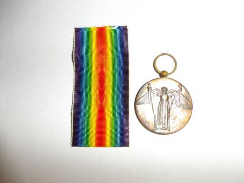b0069 WW 1 Victory Medal for Republic of Cuba Cuban R17E