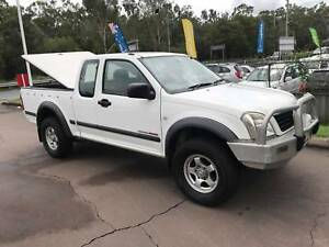 2003 Holden Rodeo Extra Cab - 4X4 - Manual - Driveaway