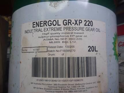 Engine oils 20l