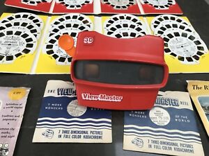 View-Master and 44 Reels