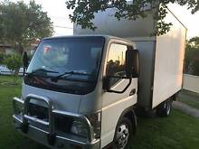 ***2007 Mitsubishi Fuso canter truck turbo diesel pantech Narwee Canterbury Area Preview