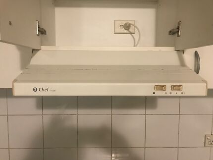 Electric Oven, gas cooktop and rangehood