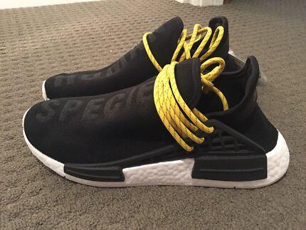 Adidas human nmd black
