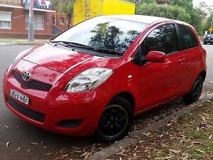 2011 Toyota Yaris Hatchback (very good condition) Wiley Park Canterbury Area Preview