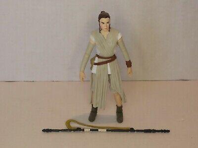 """Star Wars Black Series 6"""" Inch Rey Jakuu Loose Figure"""