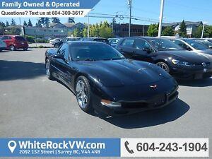 1999 Chevrolet Corvette Leather Upholstery, Remote Keyless En...