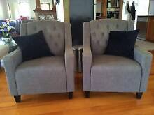Pair of Armchairs Balmoral Brisbane South East Preview